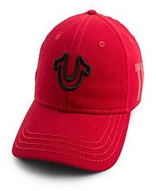 3D Embroidered Horseshoe Cap