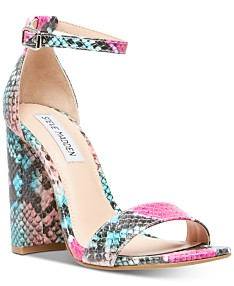 Pink Heels: Shop Pink Heels - Macy's