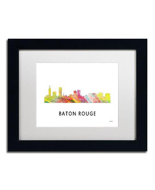Trademark Global Marlene Watson 'Baton Rouge Louisiana