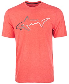 Men's Shark Logo T-Shirt, Created for Macy's