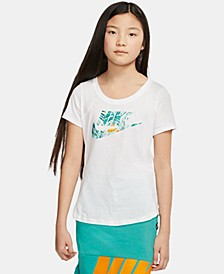 Big Girls Cotton T-Shirt