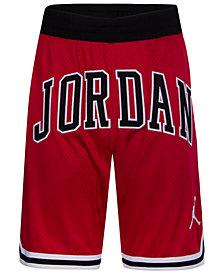 Jordan Big Boys Retro Mesh Shorts