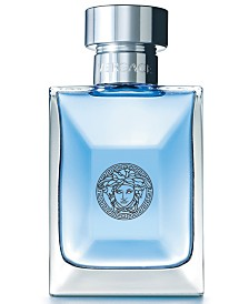 Receive a Complimentary Deluxe Mini with any large spray purchase from the Versace Pour Homme Eau de Toilette fragrance collection