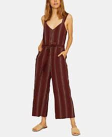 Sanctuary Henna Stripe Jumpsuit