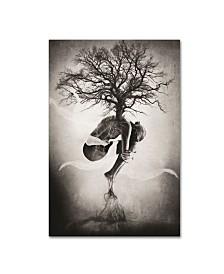 "Erik Brede 'Tree of Life' Canvas Art - 12"" x 19"""