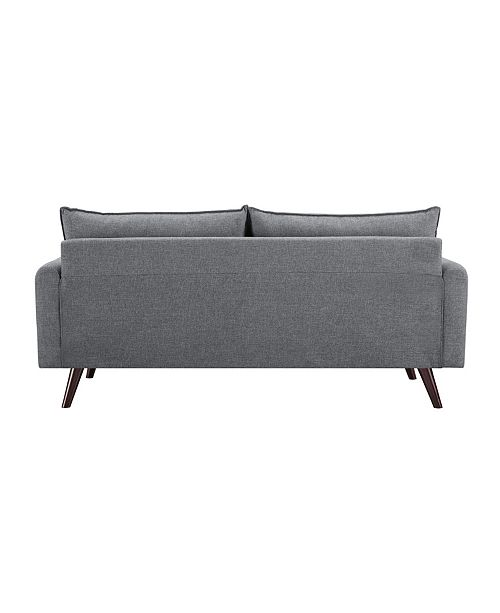 "Lifestyle Solutions Carmel 70"" Sofa & Reviews"