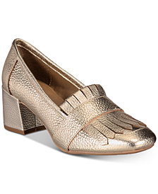 Kenneth Cole Reaction Women's Michelle Loafer Pumps