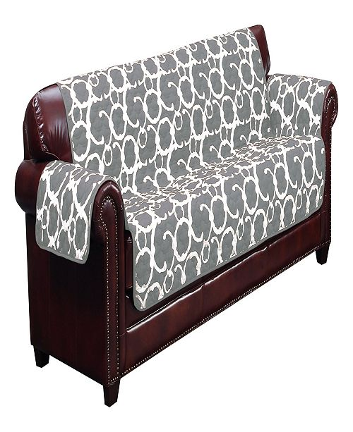 """Duck River Textile Rhys 114"""" x 75"""" Water Resistant Sofa Cover"""