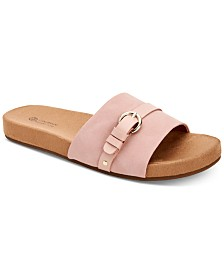 Giani Bernini Women's Pheobee Slide Sandals, Created for Macy's