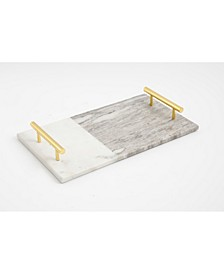 Laurie Gates Marble Board with Handles