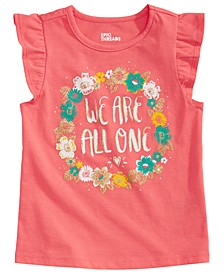 Toddler Girls All One-Print T-Shirt, Created for Macy's