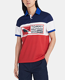 Tommy Hilfiger Men's Big & Tall Cohen Polo