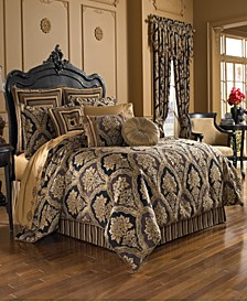 Five Queens Court Reilly Queen Comforter Set