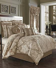 Five Queens Court Stanford King Comforter Set