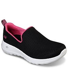 Skechers Women's GOWalk Joy - Centerpiece Casual Sneakers from Finish Line
