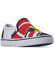 Polo Ralph Lauren Boys' Landyn Slip-On Casual Sneakers from Finish Line