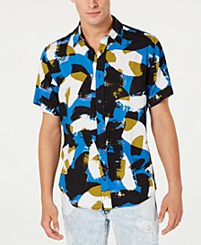 Men's Abstract Print Shirt