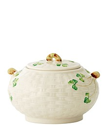 Shamrock Sugar Bowl