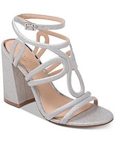 Shari Evening Sandals