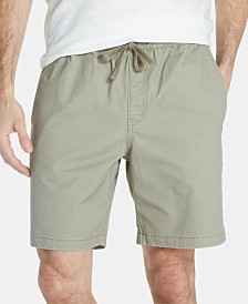 "Weatherproof Men's Drawstring 7"" shorts"