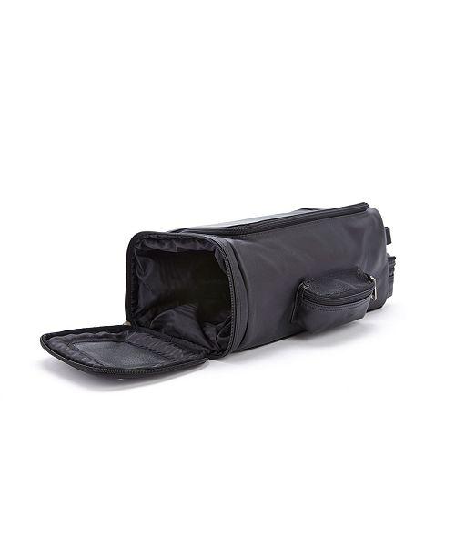 Royce Leather Royce New York Golf Shoe Bag