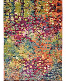 Bridgeport Home Adah Ada1 Multi 13' x 18' Area Rug