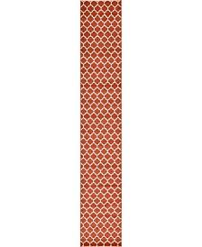 "Bridgeport Home Arbor Arb1 Light Terracotta 2' 7"" x 16' 5"" Runner Area Rug"