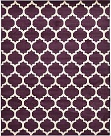 Arbor Arb1 Purple 8' x 10' Area Rug
