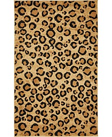 "Maasai Mss2 Light Brown 3' 3"" x 5' 3"" Area Rug"