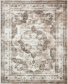 Bridgeport Home Basha Bas2 Light Brown Area Rug Collection