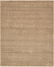 Bridgeport Home Exact Shag Exs1 Taupe Area Rug Collection