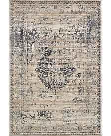 "Bridgeport Home Odette Ode2 Dark Blue 10' x 14' 5"" Area Rug"