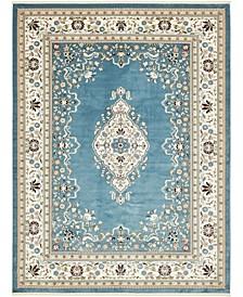 Zara Zar1 Blue 10' x 13' Area Rug