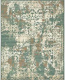Tabert Tab1 Green 8' x 10' Area Rug