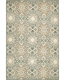 Tabert Tab3 Multi 4' x 6' Area Rug