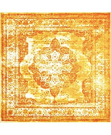 Basha Bas2 6' x 6' Square Area Rug