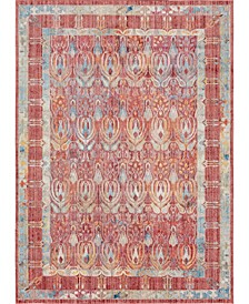 Zilla Zil2 Red 10' x 14' Area Rug