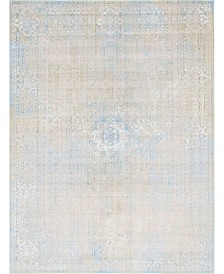 Bridgeport Home Zilla Zil3 Beige 9' x 12' Area Rug