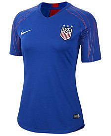 Women's USA National Team Dry Pre-Match Top