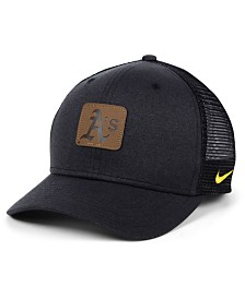 Nike Oakland Athletics Patch Classic 99 Snapback Cap