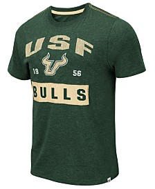 Colosseum Men's South Florida Bulls Team Patch T-Shirt