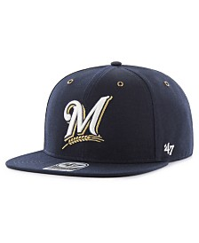 '47 Brand Milwaukee Brewers Carhartt CAPTAIN Cap