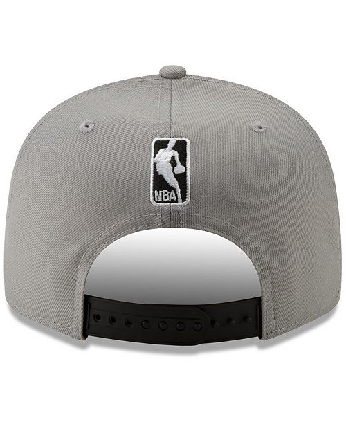 check out 700e0 86cf7 New Era Houston Rockets Light It Up Gray 9FIFTY Snapback Cap ...