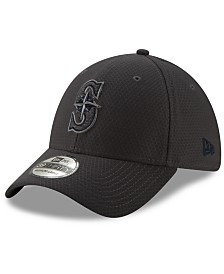 New Era Seattle Mariners Graphite Pop 39THIRTY Cap