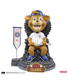Forever Collectibles Chicago Cubs Game Of Thrones Mascot On Throne Bobblehead