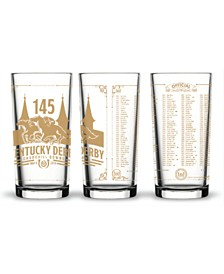 Kentucky Derby Limited Edition Numbered Glass