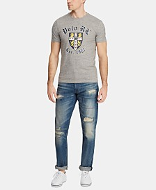 Polo Ralph Lauren Men's Logo Crest T-Shirt
