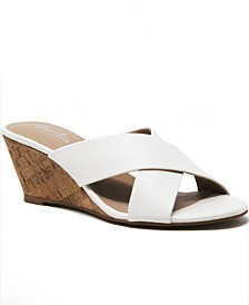 Charles by Charles David Grady Wedge Sandals