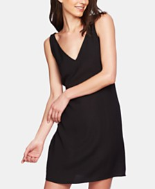 1.STATE Tie-Back Dress