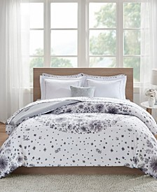 CLOSEOUT! Emma Twin 6-Pc. Comforter and Sheet Set